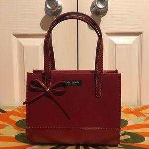 COPY - Kate Spade Scarlet Red Handbag